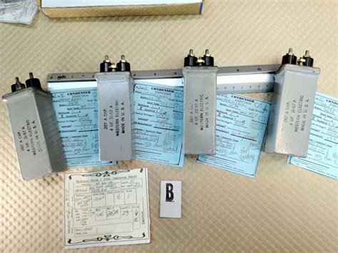 aerovox capacitor date code aerovox capacitor date code 28 images z62p6620m27 paper capacitors for sale classifieds