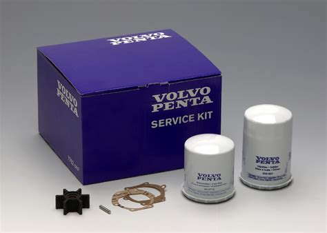 service kit genuine volvo penta service kits for volvo penta diesel and petrol engines