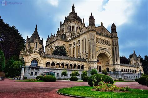 St Therese Basilica Lisieux France | lisieux basilica of st therese travel information and