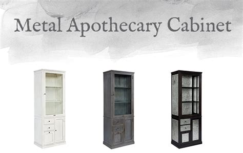 magnolia home metal apothecary cabinet magnolia home elements accessories part one design by