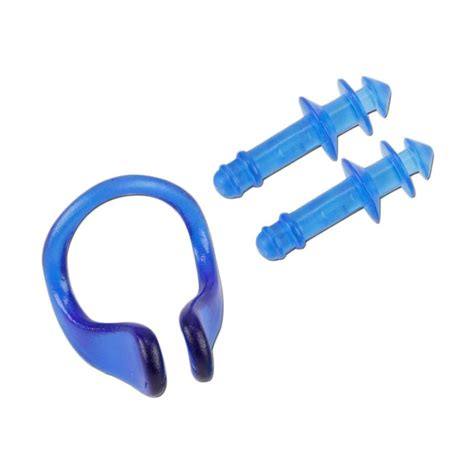 Earplug Dan Nose Clip Renang Penyumbat Telinga Dan Hi Limited jual intex set pelindung telinga dan hidung 55609 harga kualitas terjamin blibli