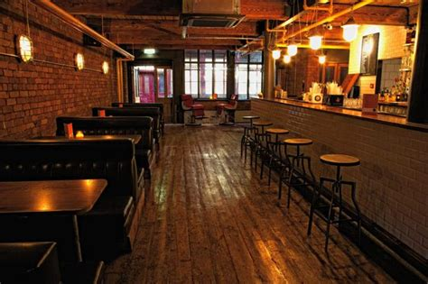Top Manchester Bars by Best Manchester Bar Of 2013 Kosmonaut Manchester