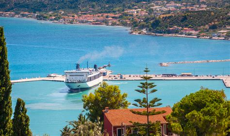 ferry zakynthos zakynthos greece