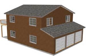 Two Story Garage Plans Garage Plans Rv Storage Famin