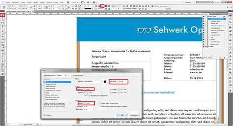 Indesign Geschäftsbrief Vorlagen Tutorial Beispiel F 252 R Einen Gesch 228 Ftsbrief 187 Saxoprint