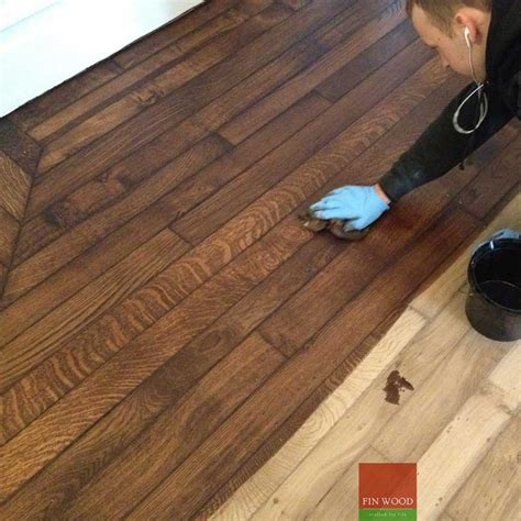 Wood Floor Finishing by Hardwood Floor Sanding And Lacquer Finish