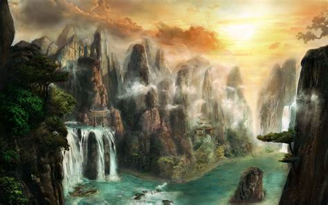 fantasy wallpaper 40 stunning hd fantasy wallpapers