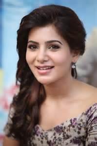 South indian actress samantha ruth prabhu world most cutest actress