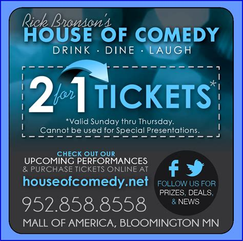 house of comedy mall of america house of comedy mall of america 28 images rick bronson s house of comedy eagan