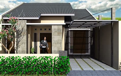desain kanopi rumah minimalis modern terbaru