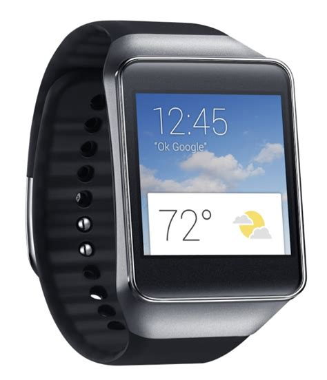 samsung android wear samsung gear android wear specs india us price pictures