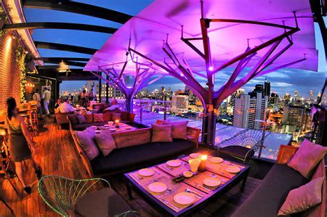 Bangkok Top Bars by Top 5 Rooftop Bars In Bangkok Living 360 The Living 360