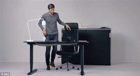 Sitting To Standing Desk Sitting Or Standing