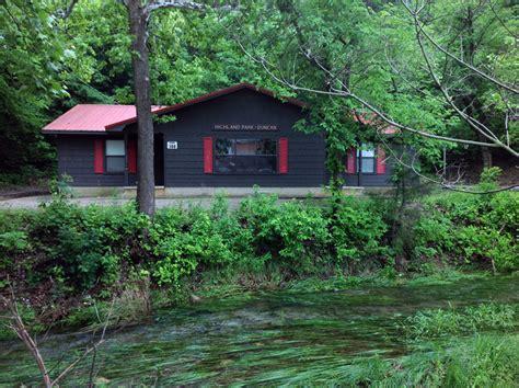 falls creek cabin information