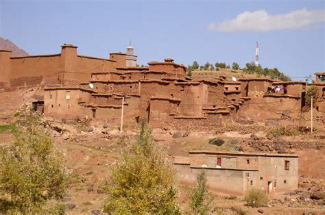 Morroco Style kasbah trail high atlas mountains morocco travel