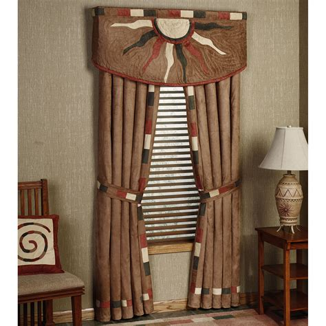 southwestern kitchen curtains southwestern curtains furniture ideas deltaangelgroup