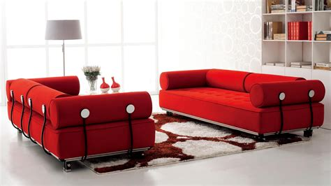 red sectional sleeper sofa red fabric sofa casa sepulveda modern red fabric sofa bed