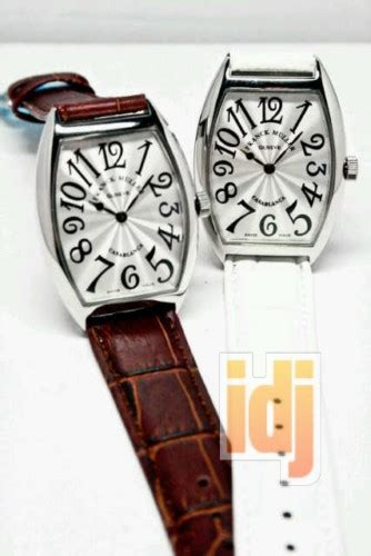 Jam Tangan Franck Muller Kw jam tangan franck muller casablanca rp 300rb jam tangan