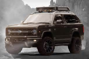 Future Ford 2020 Ford Bronco Concept Uncrate