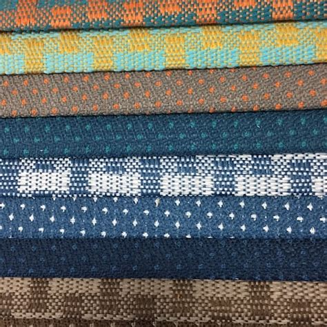 New Upholstery Fabrics 2018 New Design Pattern Linen Look Sofa Upholstery Fabric