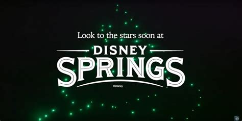 drone light show disney springs video walt disney world to debut new holiday light show