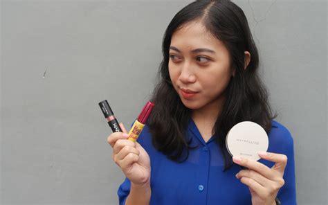 Diskon Liptick Versi Bb 3d Seri Matte rekomendasi makeup ke kus dari intern fd daily