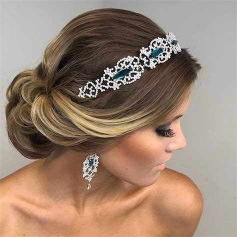 formal hairstyles with headbands 1482 best fairy tale wedding hair images on pinterest
