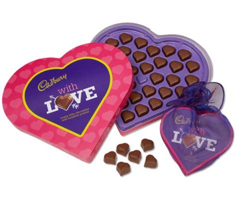 cadbury valentines day last minute chocolate s day gift ideas