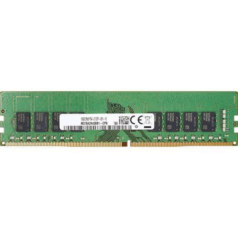 Samsung 8gb Ddr4 2133 Sodimm by Hp 8gb 1 X 8gb Ddr4 2133 Non Ecc Sodimm Ram T0h92aa B H