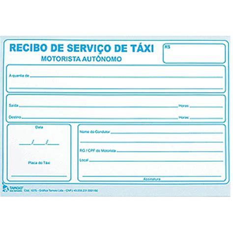 Recibo De Taxi | recibos de taxi related keywords recibos de taxi long