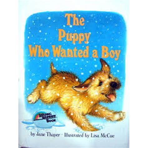 the puppy who wanted a boy the puppy who wanted a boy hardcover the learning basket