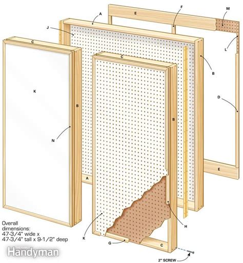 pegboard cabinet doors diy plans folding pegboard cabinet plans pdf