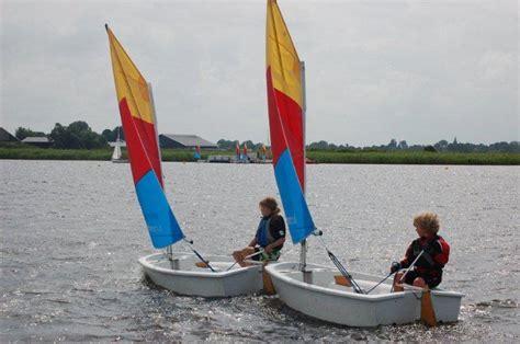 optimist open zeilboot optimist open zeilboot sneek botentehuur nl
