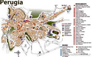 Perugia Italy Map by Umbria Jazz Festival 2014 Festival Archive