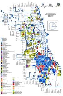 Gangs Chicago Map by Gallery For Gt Chicago Gang Violence Map