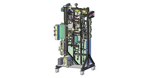 bench scale reactor thermochemical users facility bioenergy nrel