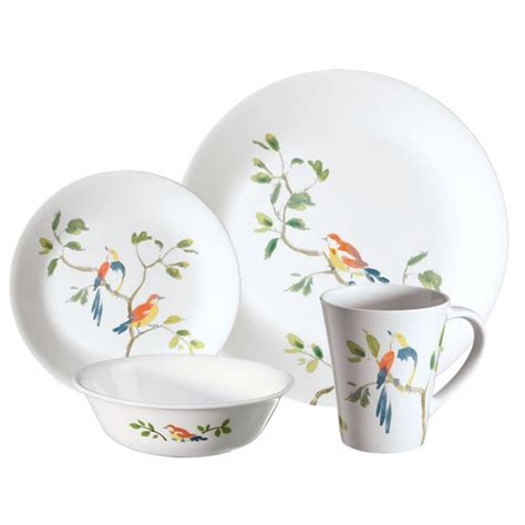 World Kitchen Corelle by Corelle 174 Impressions Mavis Song 16 Pc Set Why Do They Not Sell This Anymore Home Things I