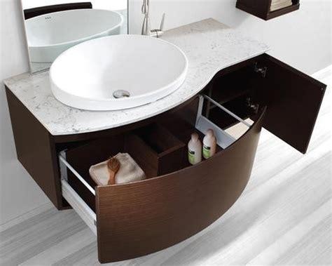 Floating Bathroom Sinks Floating Bathroom Vanities Contemporary New York By Vanities For Bathrooms