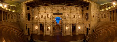 Home Theatre Interior Design by Teatro Olimpico The Glimpse