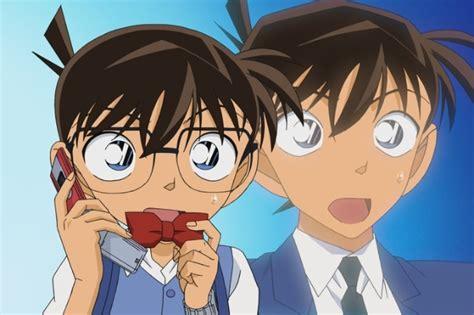 Kaos Detective Conan 18 Shinichi Kudo detective conan il ritorno di shinichi parte 1