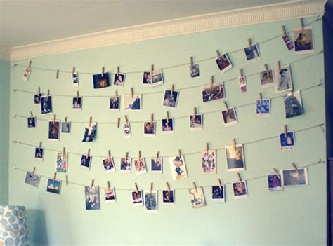 cool stuff to hang in your room 10 easy diy decor ideas huffpost