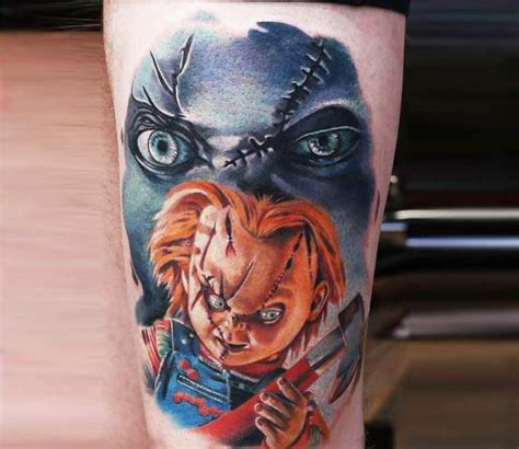watercolor tattoo karlsruhe chucky by lena post 22133