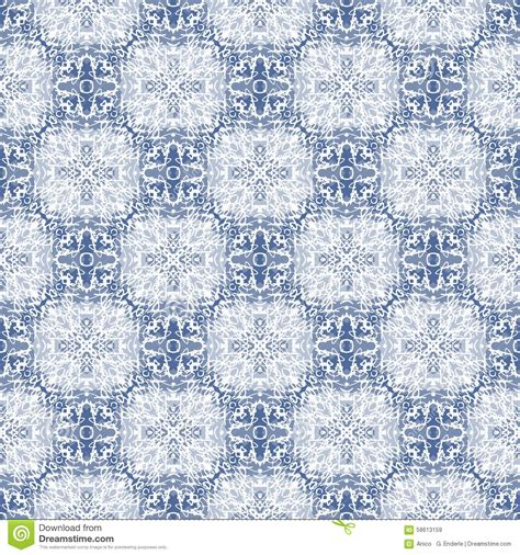 handwriting pattern wallpaper seamless calligraphy pattern in white and blue stock