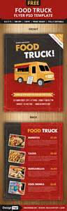 Food Truck Template by Free Food Truck Flyer Psd Template 3131 Designyep Designyep