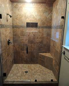 Walk In Shower this walk in shower was converted from a traditional tub into a modern