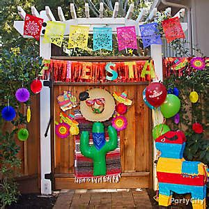 Mexican Themed Decorations by Mexican Ideas City