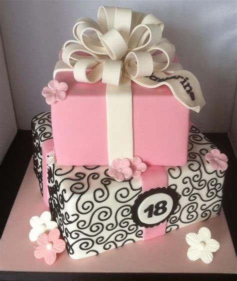 18th Birthday Cakes by Katherine S 18th Birthday Cake Cakes