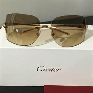 Cartier Jaguar Sunglasses 10 Cartier Accessories Gold Cartier Sunglasses With