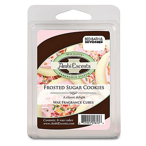 bed bath and beyond ca sugar cookies fragrance cubes www bedbathandbeyond ca