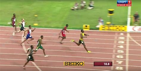 how to race the 200 meters youtube usain bolt wins 200 meters in dominant race video